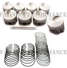 Speed Pro/TRW Ford 429 Super Cobra Jet Forged Flat Top Pistons+MOLY Ring Kit +40