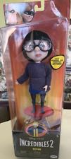 New Disney Pixar Incredibles 2 Posable Edna Mode Action Figure Doll