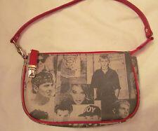 SYDNEY LOVE 80's new wave print gay culture boy london pet shop boys satchel bag