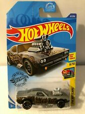 HOT WHEELS RODGER DODGER HW ART CARS 8/10 BEST FOR TRACK NEW! MATTEL