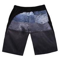 New Mens Boys Cargo Swimming Short Sports Beach Casual Swim Shorts Plus Size 6XL