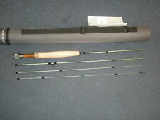 "Greys GR50 4pc Fly Rod 6'6"" #4 Fishing tackle"