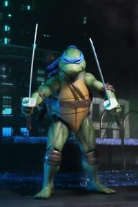 NECA TMNT 1/4 Scale Leonardo -1990 Movie - IN STOCK NOW