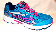 SAUCONY WOMENS COHESION 7 RUNNING SHOES SIZE-5