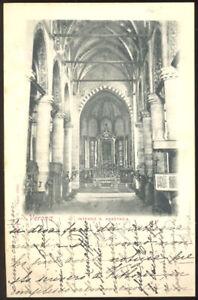 Interno S. Anastasia - Verona (Veneto) - 2119