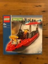 LEGO 7043 World City Police and Rescue Firefighter