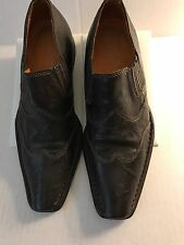 Mens Guess  Slip-on Black  Shoes - US Size 7.5