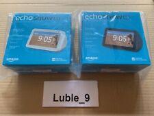 Echo Show 5 -- Smart display with Alexa - Charcoal Black / Sandstone White @ NEW