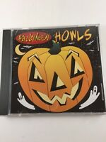 CD Halloween Howls Spooky Sounds Chilling Music