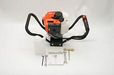 Hand-Held Post Hole Digger / Earth Auger (Head Only) 43cc 1.75hp EPA-Certified
