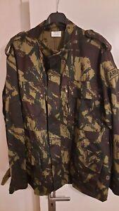 Feldjacke Field Jacket Portugal Lizard Camo Neu New