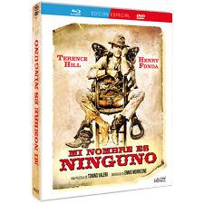MY NAME IS NOBODY (1973) **Blu Ray B + DVD R2**  Terence Hill, Henry Fonda