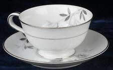 Tea Cup + Saucer Rosamor Noritake 5851 Porcelain Ceramic China Japan Rose