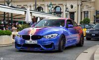 BMW M4 F82 Frontspoiler