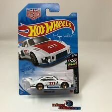 Porsche 935 #58 Magnus Walker * White * 2021 Hot Wheels Case C * B3