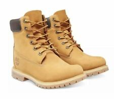 Timberland 6 Inch Premium Waterproof BOOTS 08226A Wheat Women 8 New
