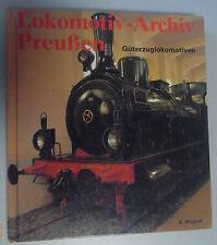 Lokomotiv-Archiv Preußen Güterzuglokomotiven // A.Wagner