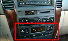 OEM Heater A/C Control Assembly With A.Q.S KIA Sorento 2002- 2005 2.5L 3.5L