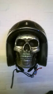 Support Casque Skull TRIBAL Alu JACKO & CO TOTAL ATYPIQUE