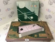 TABLE TOP AIR HOCKEY & EXECUTIVE TABLE TENNIS - NEW GIFT BOXED