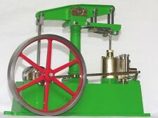 Live Steam - Single Cylinder Beam Model Steam Engine Fully Machined Metal Kit