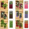 Burgon & Ball Verti Plant Vertical Wall Planters Pockets Yard Gardening 2 Pack