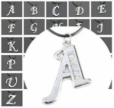 Diamond (Imitation) Stainless Steel Charm Costume Necklaces & Pendants