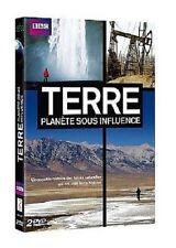 """31835//TERRE PLANETE SOUS INFLUENCE 2 DVD 5 EPISODES DE 50"""" NEUF SOUS BLISTER"""