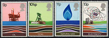 GB 1978 SG # 1050-3 risorse energetiche MNH Set #D 2739