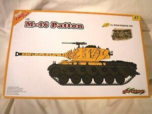 1/35 Dragon Cyber Hobby M 46 Patton w/ PE Parts &Bonus 4 Marines Pusan 1950 9147