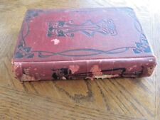 The Spanish Gypsy, Legend of Jubal & Other Poems by George Eliot c1900 Hardcover