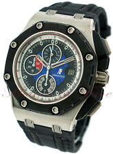 Audemars Piguet Grand Prix Platinum Watch Limited Offshore 26290PO.OO.A001VE.01