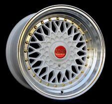 "16x9 16"" RS Wheels 5x100 ESM 002R VW SUBARU SCION TOYOTA EAGLE BUICK OLDS OPEL"