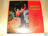 33 tours ambiente flamenco