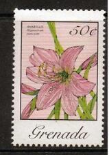 GRENADA SG1418a 1982 50c NATIVE FLOWERS   MNH
