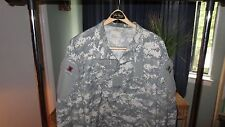 NATO Military Camouflage Fatigue, Green-Beige Camo (Men's M)- EXCELLENT