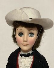 New Listing12.5� Effanbee Riverboat Gambler Suit Pride Of The South Boy Man Male Doll 3331
