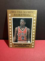 1984 Michael Jordan Olympic Basketball Rookie Season NM-MT Sharp Chicago Bulls