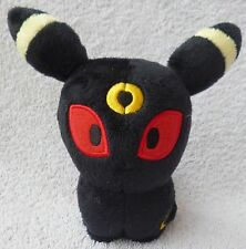 Official Pokemon Center 2008 GSC Umbreon Pokedoll Soft Plush Doll Toy Japan 6.5""