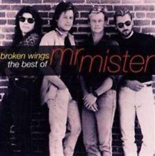 MR MISTER Broken Wings The Best Of CD BRAND NEW Camden