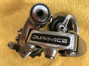 Shimano Dura-Ace Rear Derailleur RD-7402 8 Speed Short Cage Clean Japan
