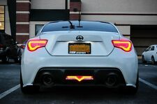 Toyota GT86 Subaru BRZ Scion FRS Valent/Helix LED rear fog lamp reverse light