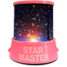 Proiettore Lampada proiezione Stelle Star Master Cielo stellato Costellazione