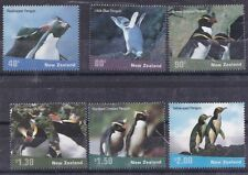 Nuova Zelanda New Zealand 2001 Pinguini 2000-05 MNH