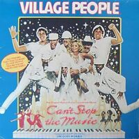 *NEW* CD Album Village People Cant Stop The Music OST (Mini LP Style Card Case)