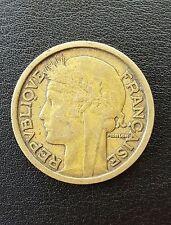 1932 Francia 1 Franco Moneda LIBERTE EGALITE FRATERNITE