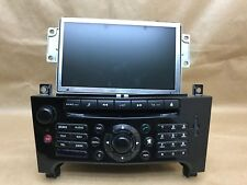 PEUGEOT 607 radio navigazione HDD Kit rt4