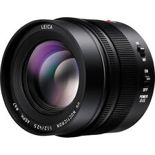 Panasonic Leica DG Nocticron 42.5mm f/1.2 ASPH. POWER O.I.S. Lens #H-NS043! NEW!
