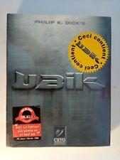 UBIK - jeu vidéo - 1998 CRYO - PC Windows 95