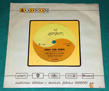 "Rolling Stones ‎- Honky Tonk Women / You Can't Always BRAZIL 7"" 1969 London"